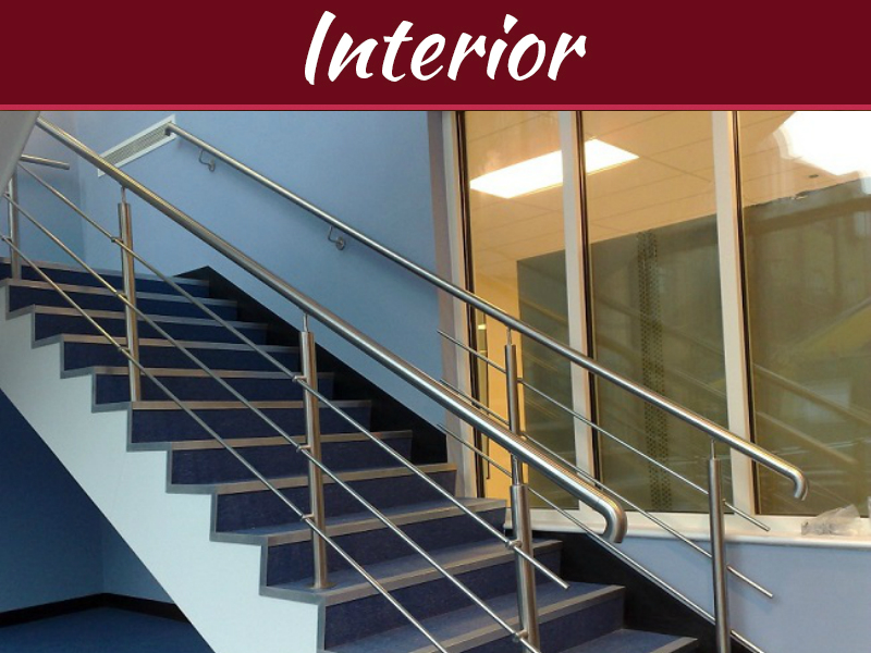 Benefits of Having a Stainless Steel Handrails