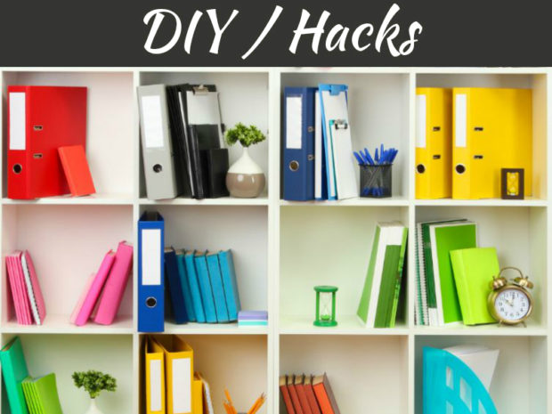 Create An Organized Home Environment With These 5 Life Hacks