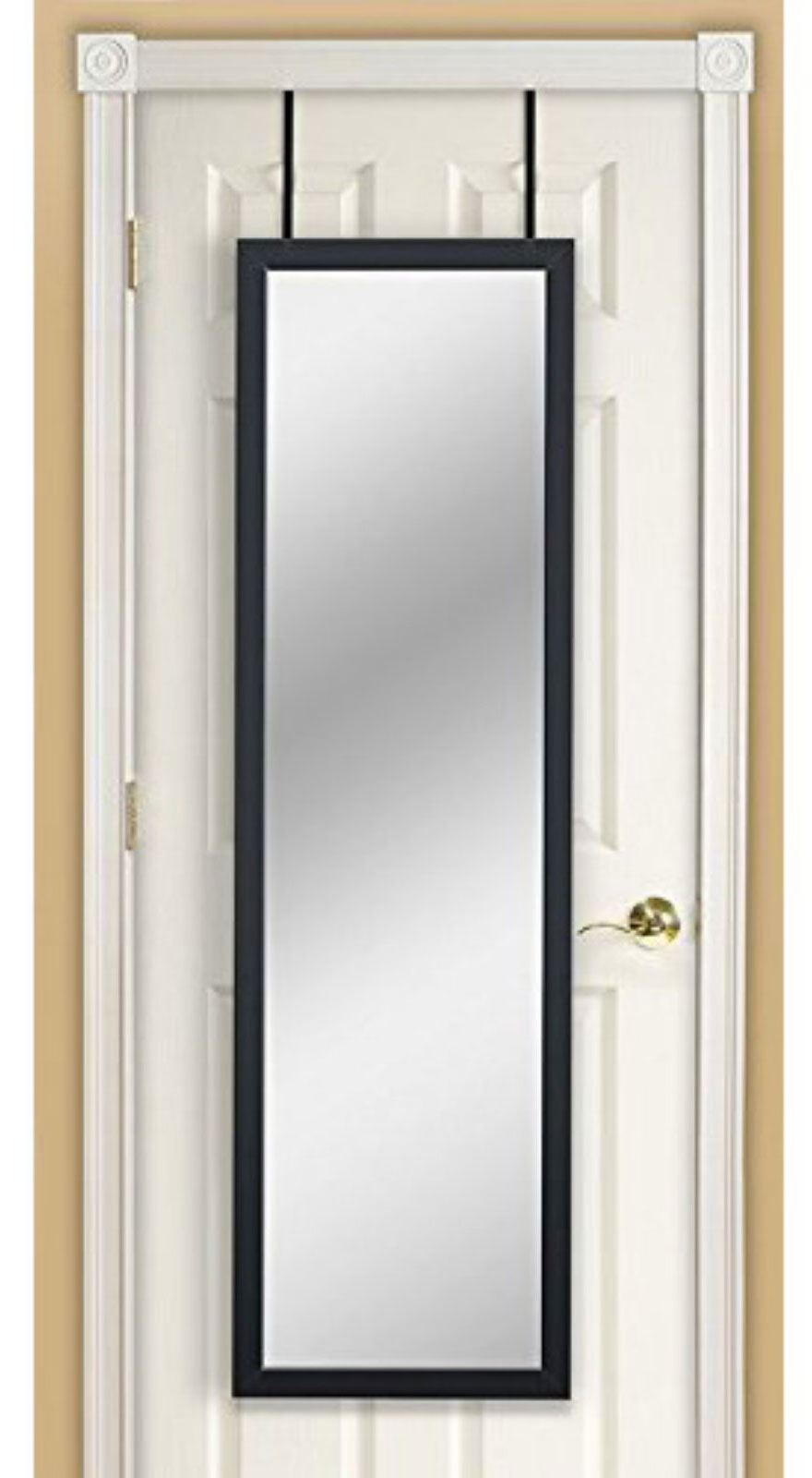 A Full Length Door Mirror