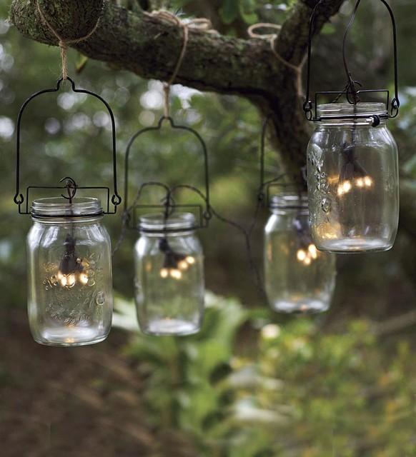 Bottle Or Tin Lanterns