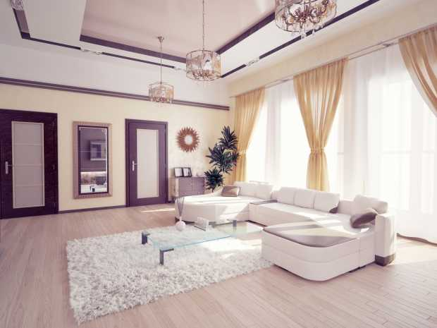 Amazing Design Strategies that will Help You Fake Extra Space in Your Small Room