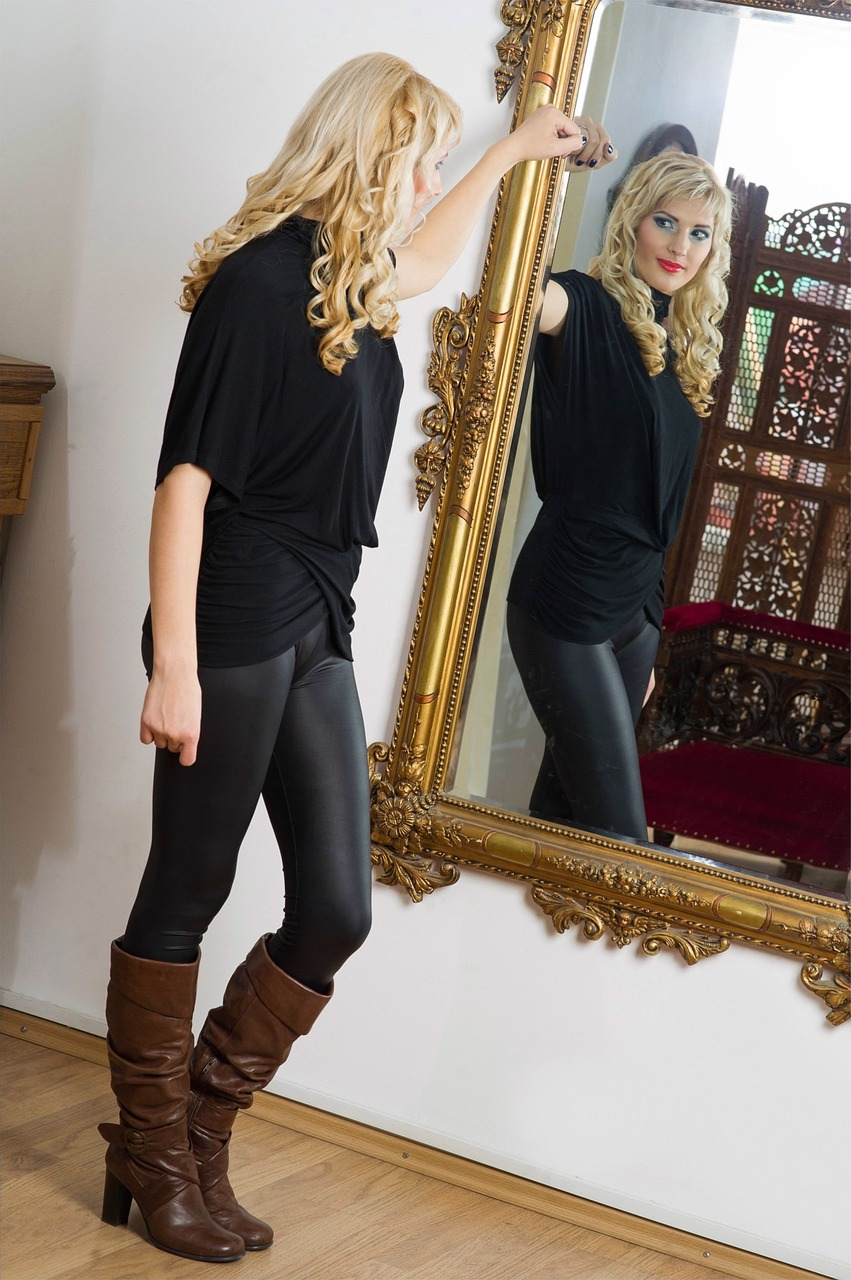 Full Length Magic Mirror