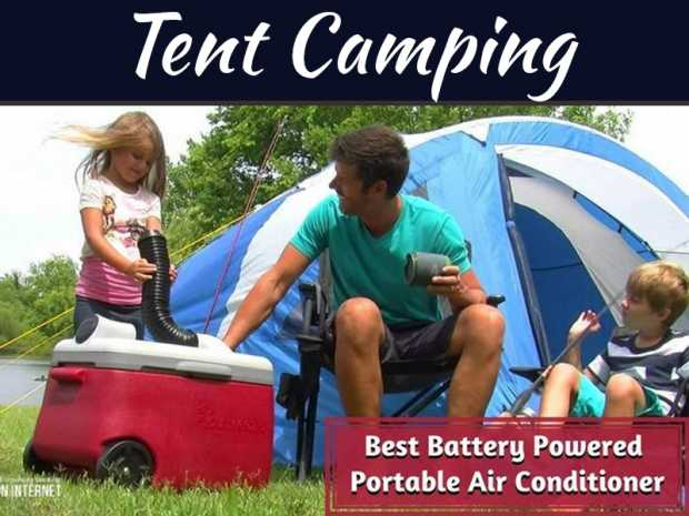 How to Stay Cool During Tent Camping?