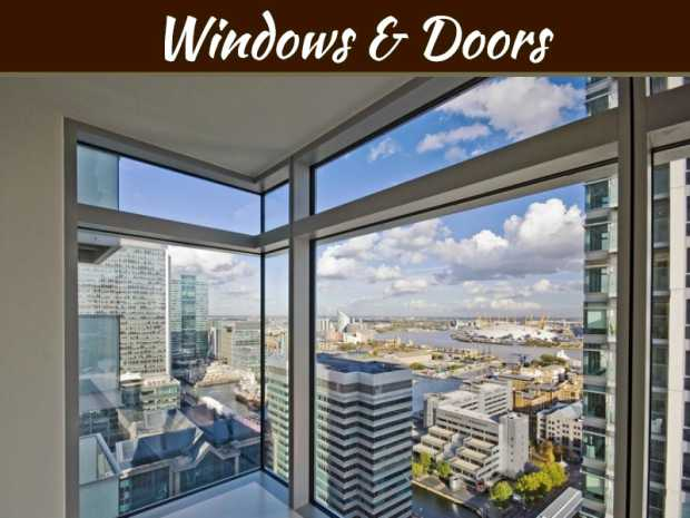 Reasons For Opting Double Glazing Existing Aluminium Windows