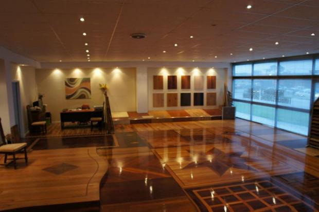 Timberland Floors