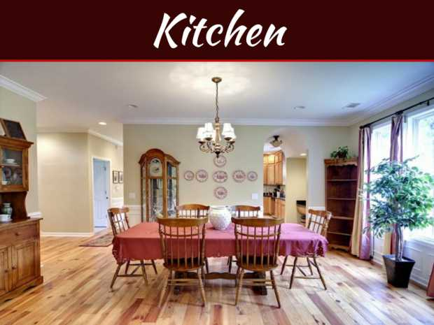 Improve the Ideas of Creating a Decorative Dining Area