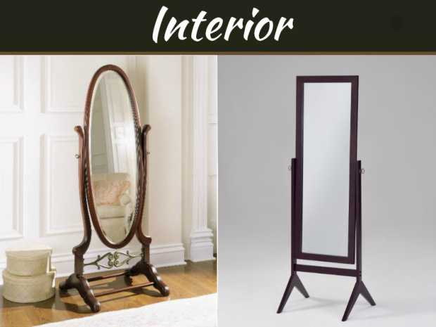 The Cheval Mirror A Classic Choice With Many Possibilities