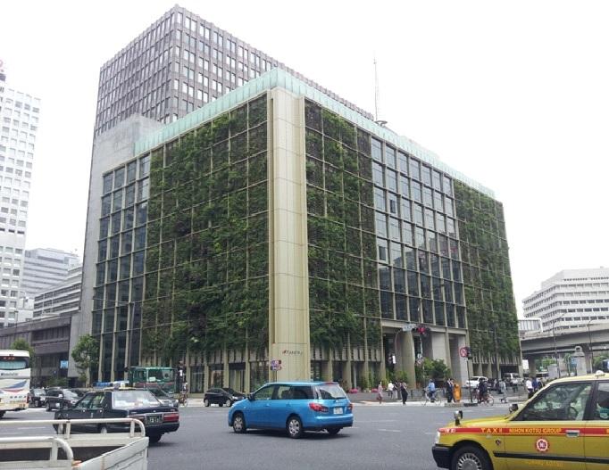 Pasona HQ Tokyo