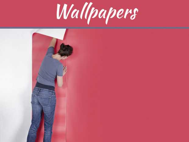 How To Properly Hang Wallpaper