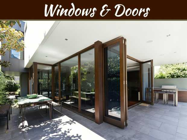 Make Your Home Safe With Bi Fold Doors With Blinds