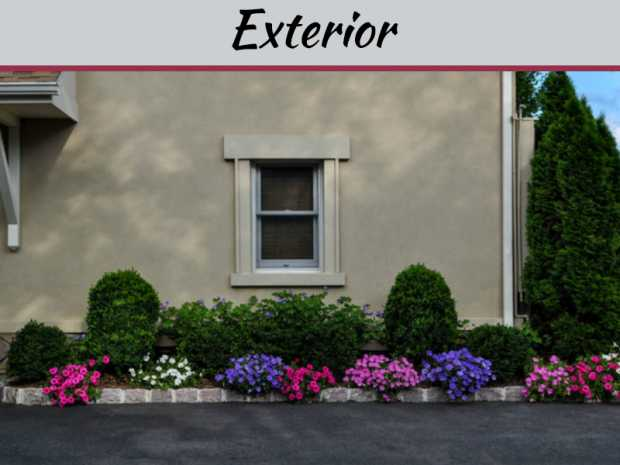 From Trash To Treasure - Revitalising Your Home's Exteriors