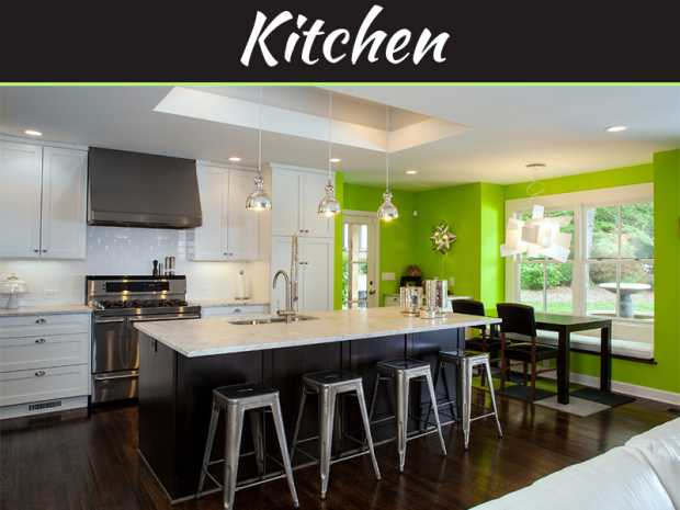Top 8 Interior Design Tips For A Dream Kitchen