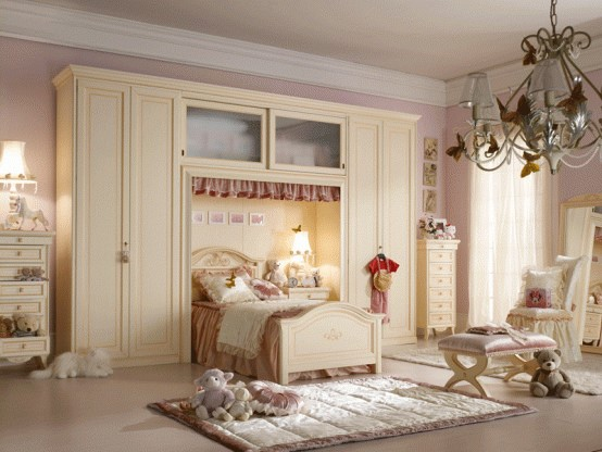 A Girl Bedroom Her Personal Sanctuary