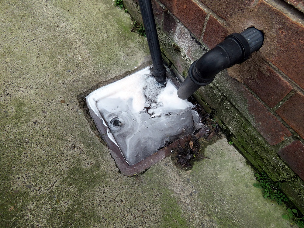 how to clear a blocked shower drain