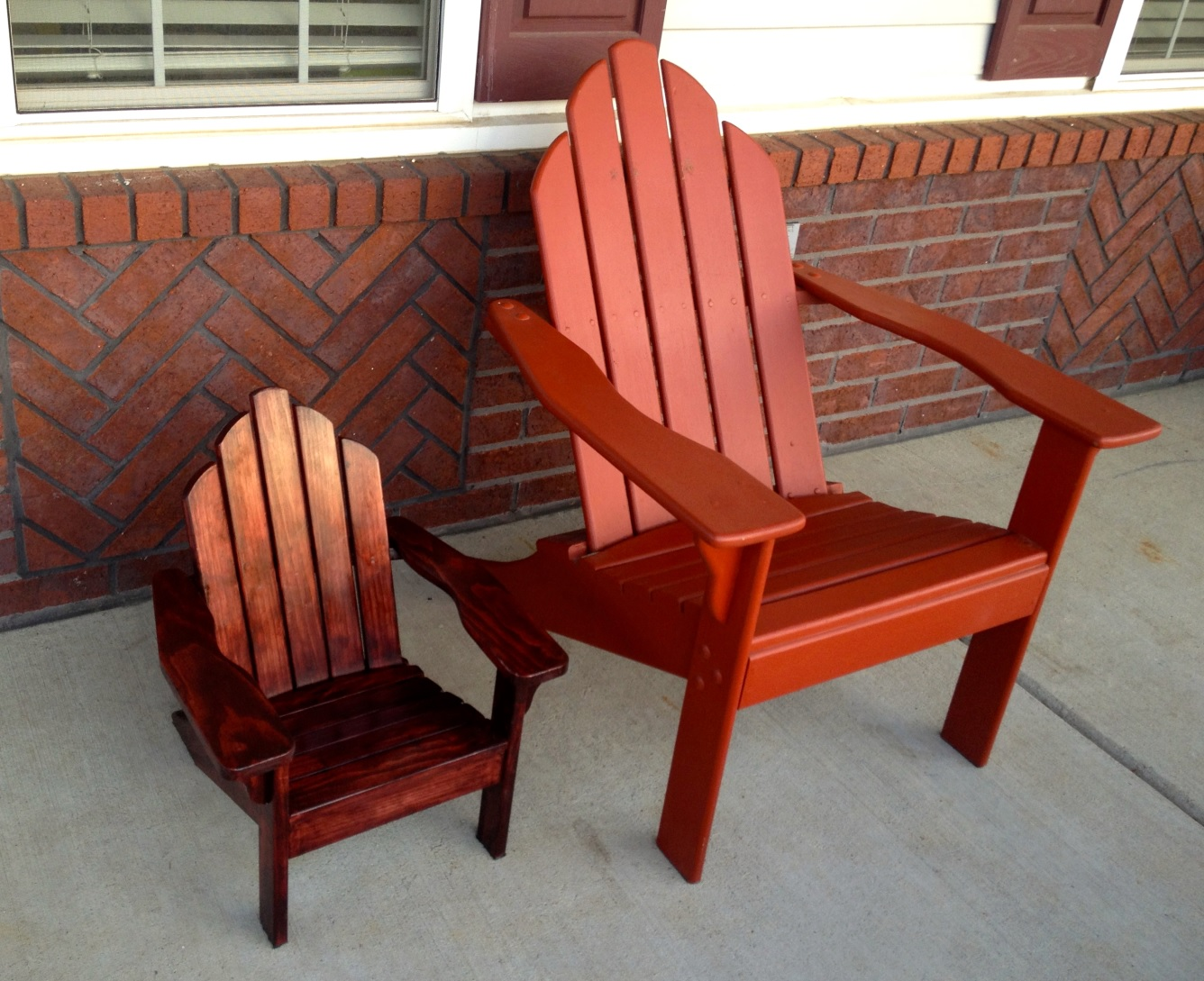 Child Adirondack Chair