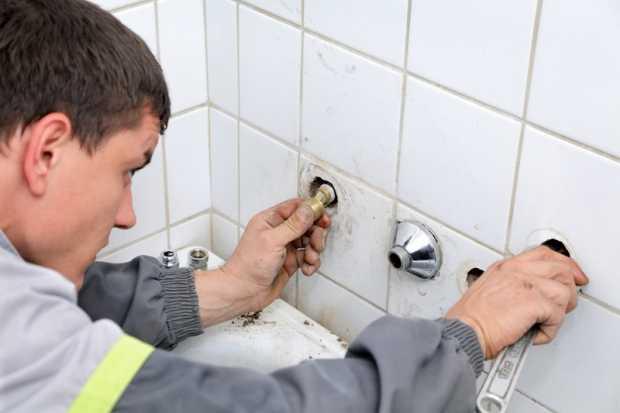 Shower Drain Repair