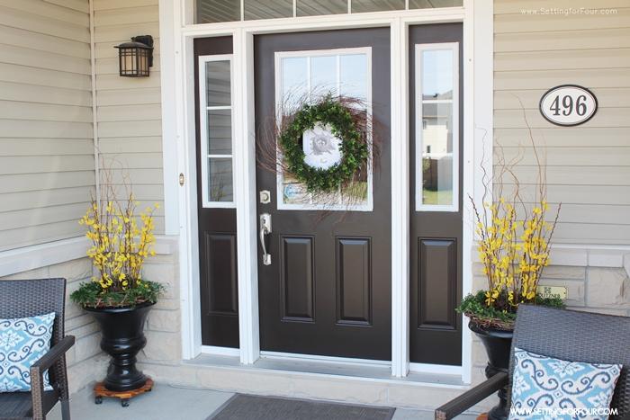 Enhance The Front Door