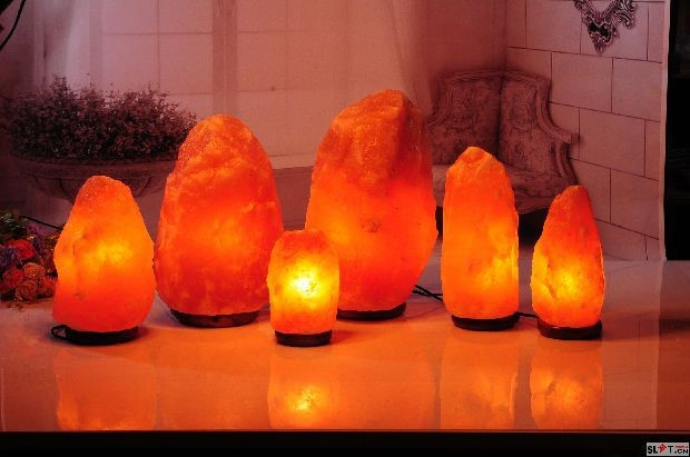 Hand Carved Natural Shape Himalayan Salt Lamp