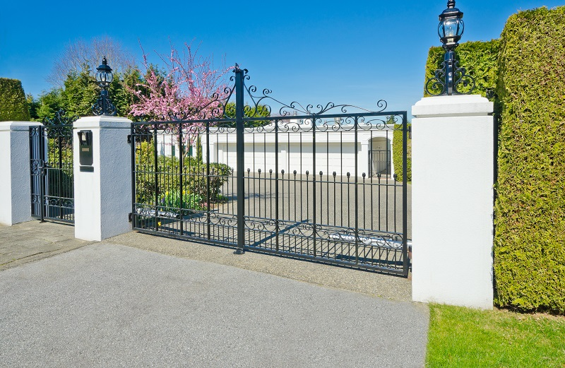 Metal Fencing For Home