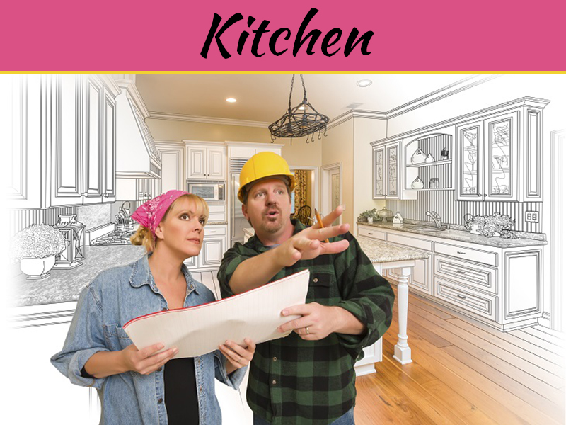 A Guide to Improve Your Kitchen with Renovations Ideas