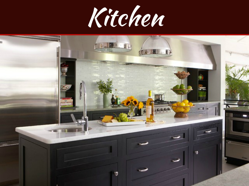 Few Tips For Selecting The Right Kitchen Cabinets