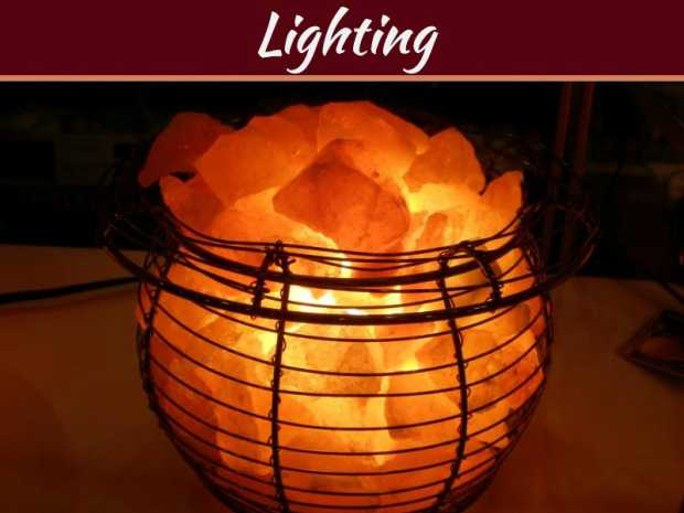 Five Salt Lamps for Home Décor in 2017