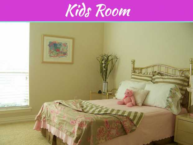 Latest Trends for Girls' Bedrooms: Stepping Away from the Pink Saturation Approach of Latter Years!
