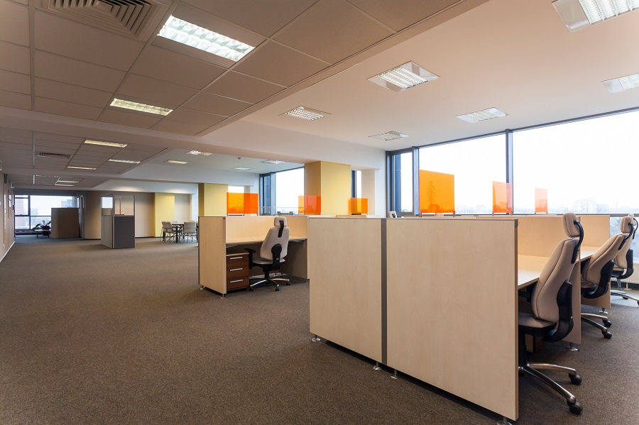 Office Partitions Design