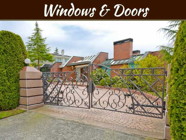 Professional Installation Of High Quality Metal Fencing For Your Home
