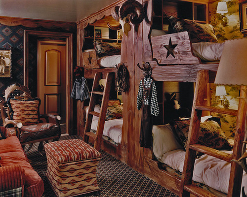 Cowboy Bedroom Decor