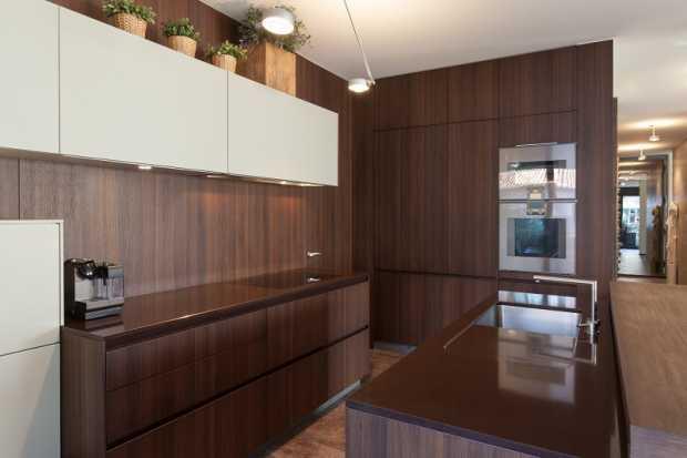 Kitchen Timber Benchtops
