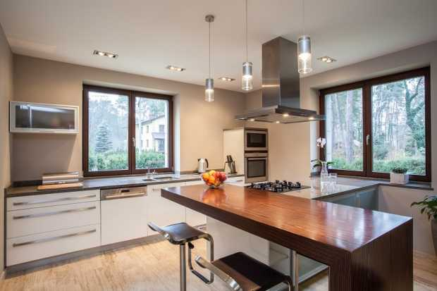 Solid Timber Benchtop