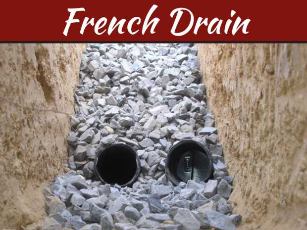4 Benefits To Installing A French Drain
