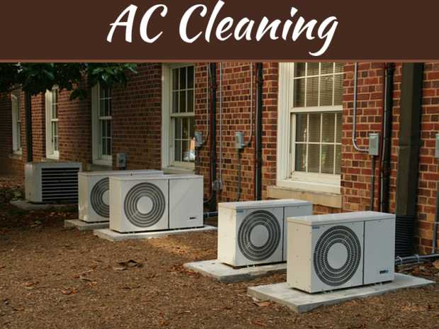 5 Steps to Keep Your AC Clean & Green