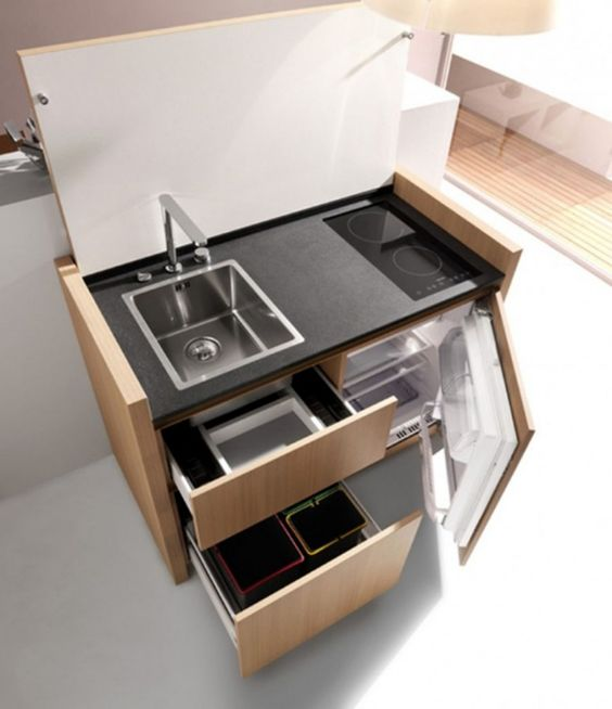 Multifunctional Kitchen