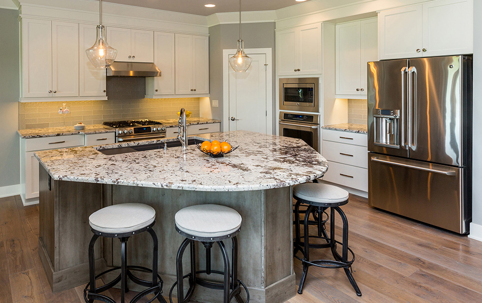 The latest trends in kitchen design and kitchen cabinets for Kitchen remodeling charleston sc