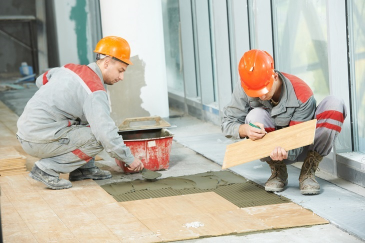Commercial Tiling Services