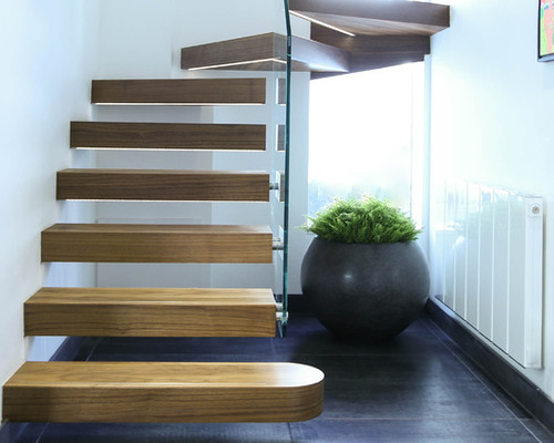 Commercial Winder Staircases