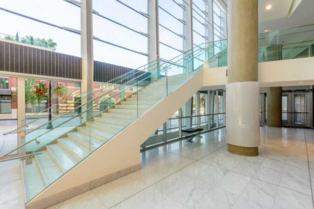 Designer Commercial Staircases