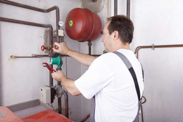 Hot Water Repair Services