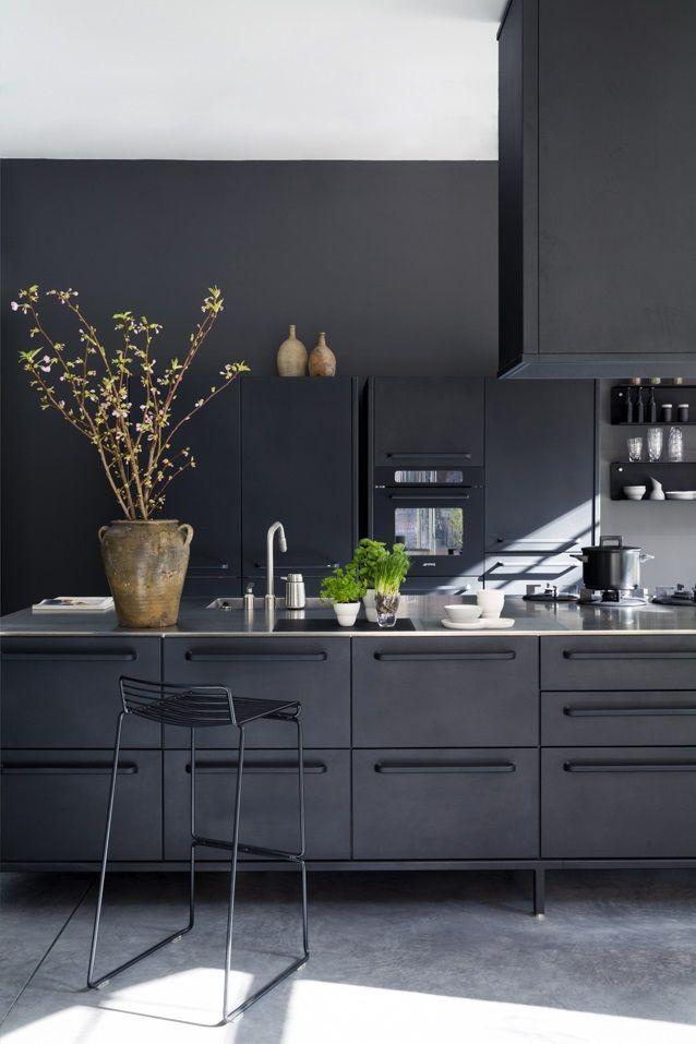 Minimalist Kitchen Of Tomorrow