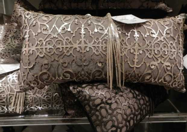 Laser Cut Pillows