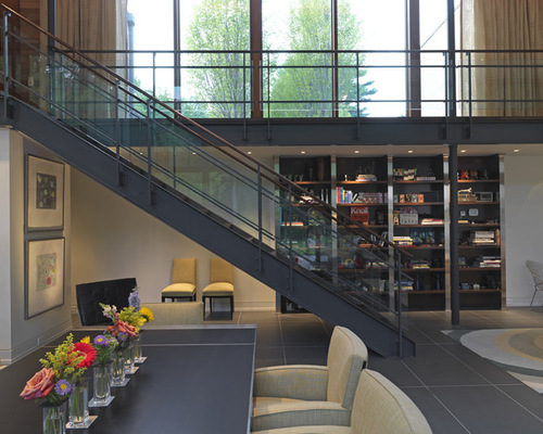 Steel Staircase Design