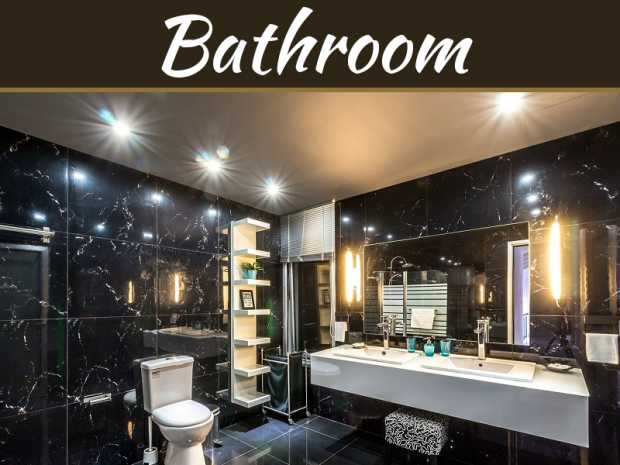 Bathroom Decorating Ideas With Modern Lighting Fixtures
