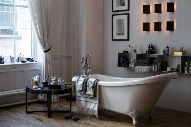 Designer Bathtub