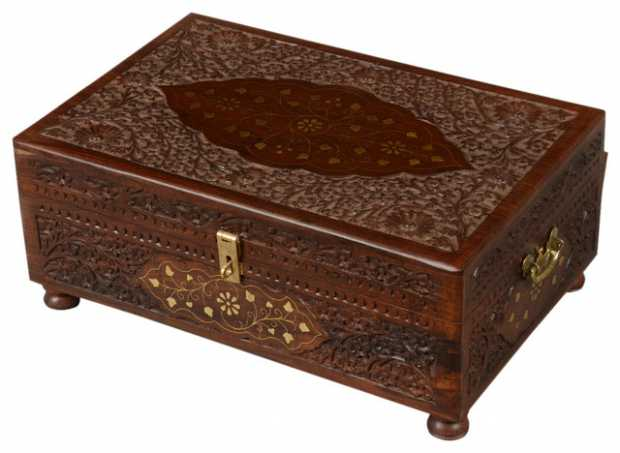 Jewelry Box Sides