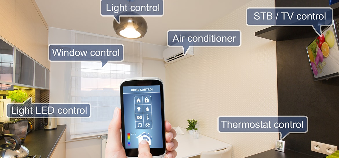 Remote Control Your Home