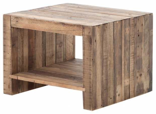 Rustic Side Tables
