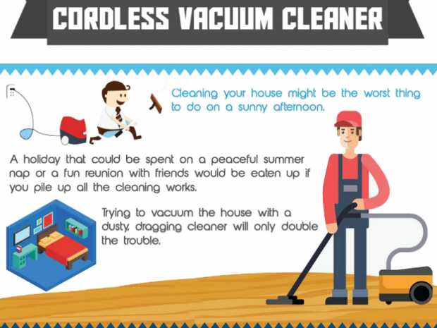 The Must-Knows About Cordless Vacuum Cleaners