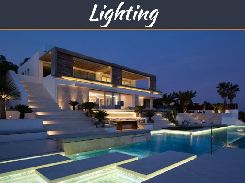 Futuristic Smart Home